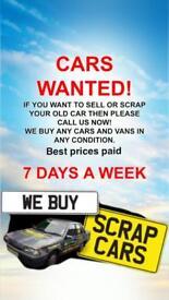 Cars vans trucks mot failures best prices paid