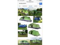 Zenobia elite tent 6 berth