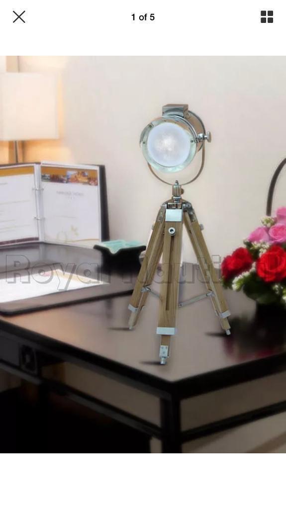Mini Table Lamp -Like New