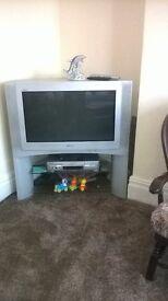 analog sony tv