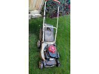 Al-Ko 4201H Petrol Lawnmower with Honda Engine - Bit of attention needed or good for spares