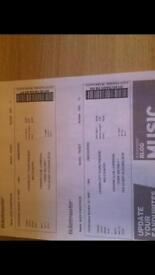 2 x Tickets to Big Country @ Cavern Club, Liverpool