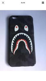 Black bape case