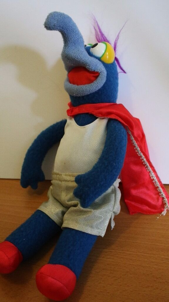 Gonzo Fisher Price Toy. Collectible. | in Southside, Glasgow | Gumtree