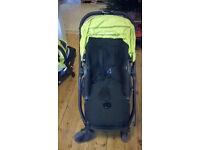 Mamas & Papas Sola City Pram, Car Seat and Accessories. Excellent condition