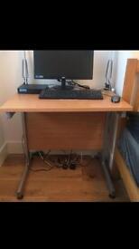 Home office study desk