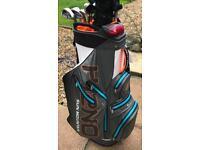 Sun mountain waterproof cart bag SOLD