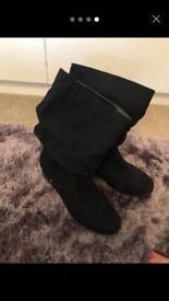Miss KG suedette boots