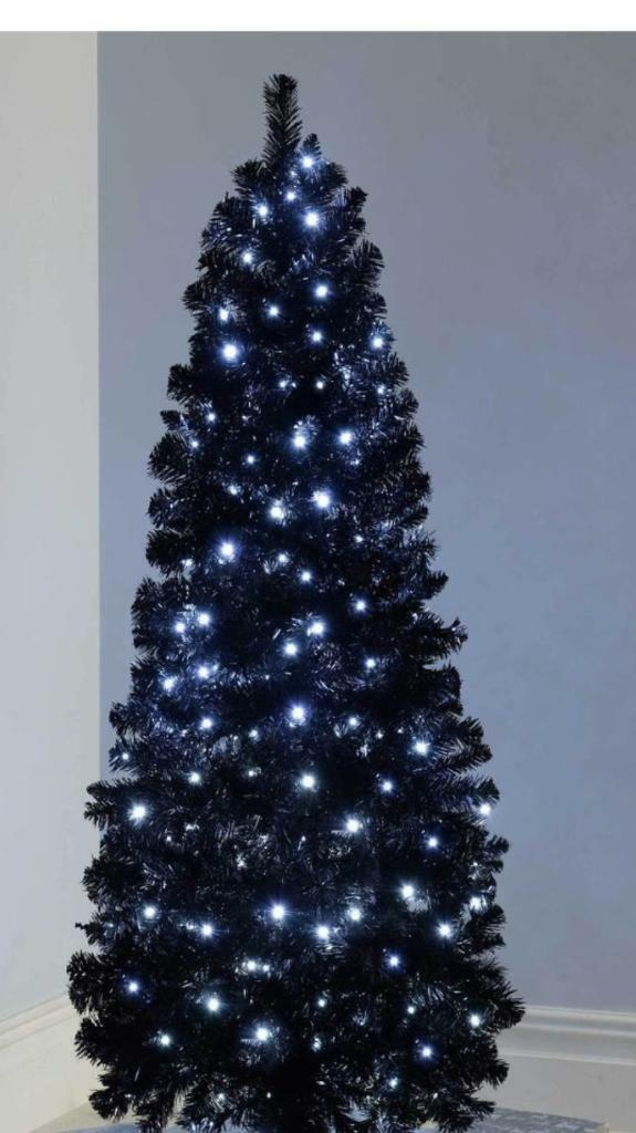 Black Christmas Tree In Blackwood Caerphilly Gumtree