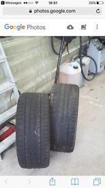 Continentals tyres