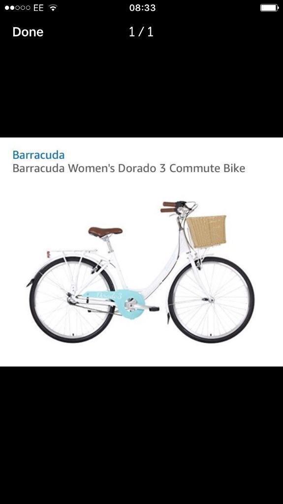 Women's bike .