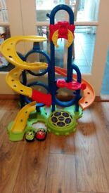 Oball go grippers car track