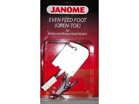 Janome Even Feed Foot ( open toe)