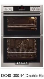 AEG DC401300IM built in double oven