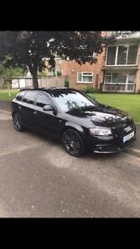 Audi A3 Black Edition 170bhp