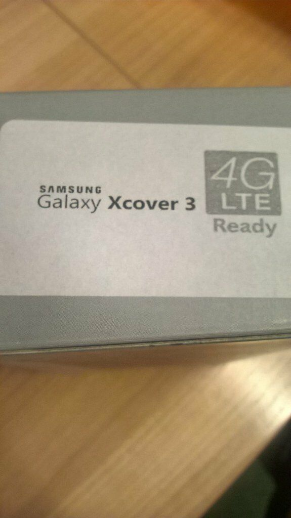 SAMSUNG XCover Mobile Phone BNIBin Shoeburyness, EssexGumtree - New unopened mobile phone. Phone not required due to my existing phone. Running Android marshmallow 6.0.1 phone only released last year at end of April. Waterproof for 30mins in upto a meter. Has 8gb with sd card slot to expand. If you look on Gsm...