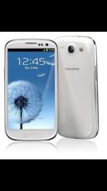 Samsung Galaxy S3 brand new unlocked