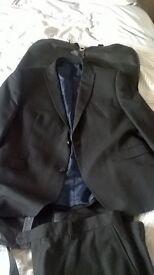 Next Tailored Suit (black)