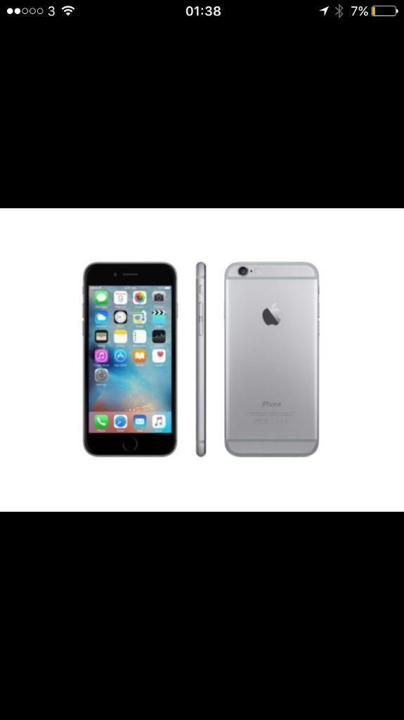 Mint condition Iphone 6 Unlocked ! 64gb