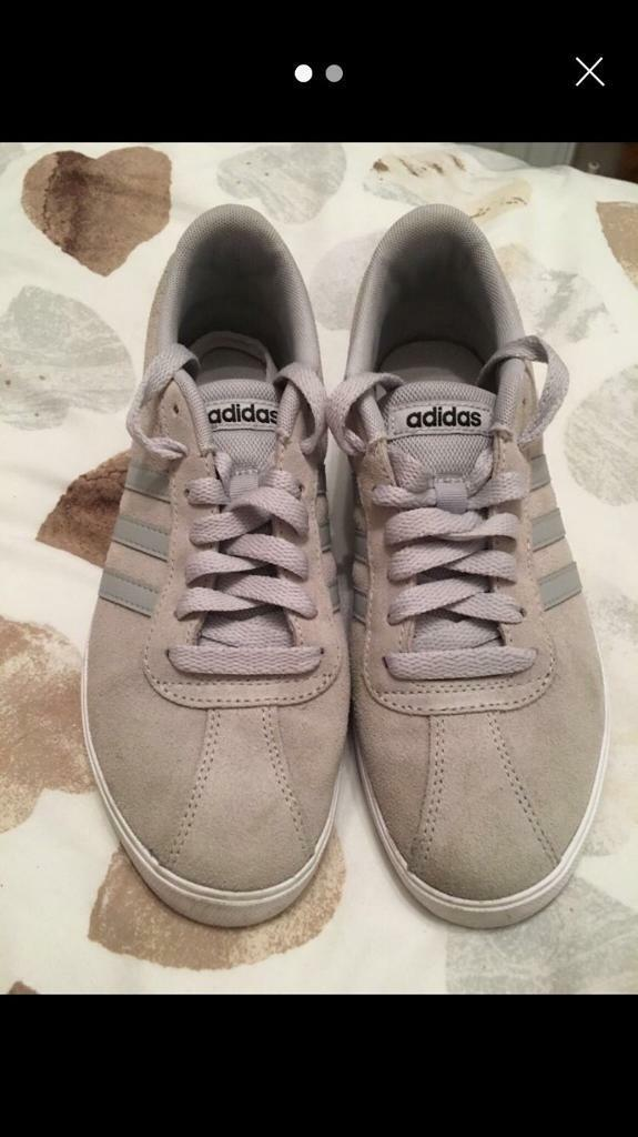54d465820973a0 Ladies Adidas neo trainers