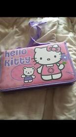 Hello kitty colouring set