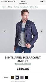 Barbour Polarquilt Jacket (Men's - Medium)