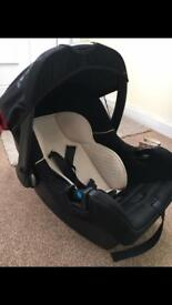 Mothercare car carrier