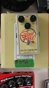 Electro-Harmonix Soul Food Transparent OD
