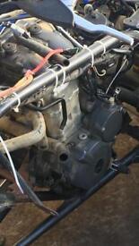 Suzuki drz400 400 breaking running engine and running gear ltz