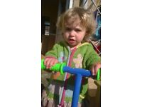 WANTED: SUPPORT WITH 5 YEAR OLD GIRL WITH SENSORY ISSUES