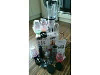 Hinari Genie 8 in 1 Blender and Juicer