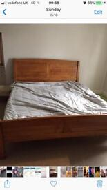 Super king size bed 6ft wide