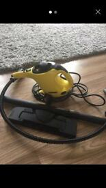 Karcher stem cleaner and steam mop attachment
