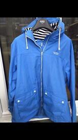 Ladies Size 18 Regatta Hydrafort tapered Seam waterproof coat