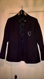 Ousedale School Black Blazer & Tie