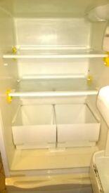 white large fridge freezer