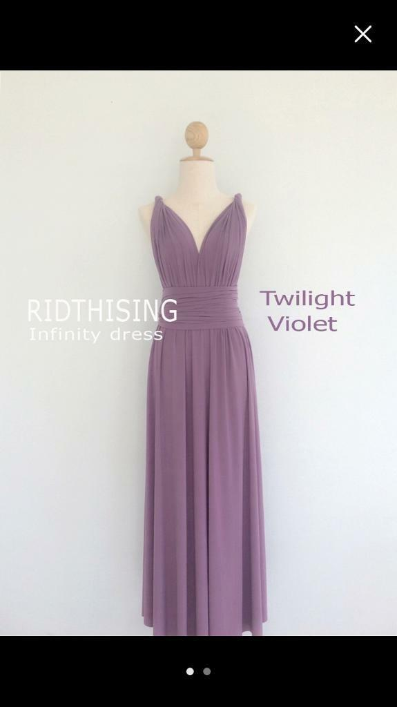 Multi way bridesmaid dresses x 3 | in Exeter, Devon | Gumtree