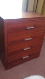 Lovely Forrest Furnishing chest of drawers.
