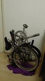 Foldable bike Dahon 4130 Hoxton