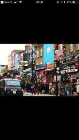 Unit to let Camden Town Camden high street