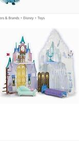 Disney Frozen Castle and Ice Palace