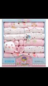 Baby gift set 18 pcs