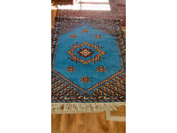 Moroccan rug - beautiful patterned wool rug from Morocco