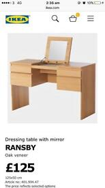 ransby dressing table