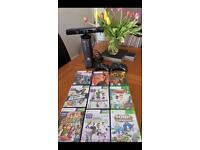 Xbox 360 Kinect 250gb. 9 games . 2 controllers . Immaculate condition .. hardly used