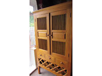 Barker and Stonehouse larder unit / drinks cabinet / or anything you want cabinet.