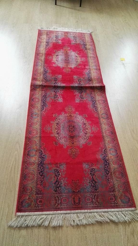 Traditional Style Rug, Long Runner : in Tottenham, London : Gumtree