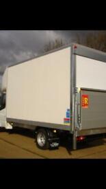 Man with van delivery service van hire rental van local Birmingham wallsall wolverhaption