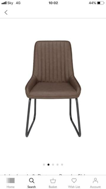 Swell John Lewis Brooks Side Dining Chair Antique Brown In Macclesfield Cheshire Gumtree Pabps2019 Chair Design Images Pabps2019Com