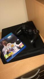 PS4 and Fifa 18